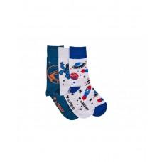 Набор из пяти пар дизайнерских носков на выбор (муж/жен)